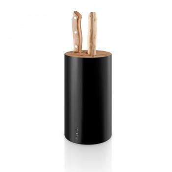 Подставка для ножей чёрная Nordic Kitcen Eva Solo 515295