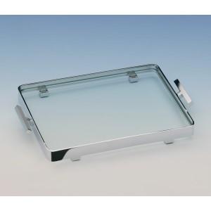 Поднос со стеклом высокий WINDISCH 51419CR