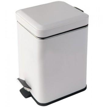 Ведро для мусора с педалью Colombo Black&White B9211 EPB (5л)