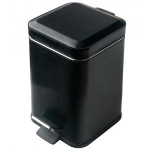 Ведро для мусора с педалью Colombo Black&White B9211 EPN (5л)