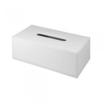 Салфетница белая прямоугольная Colombo Black&White B9203 EPB