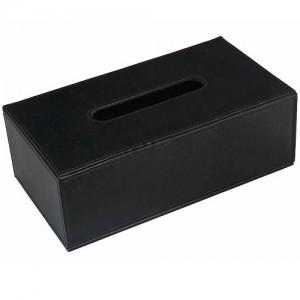 Салфетница черная прямоугольная Colombo Black&White B9203 EPN