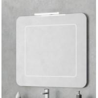 Зеркало со светильником Smile Заффиро 95