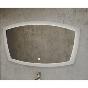 Зеркало с сенсорным выключателем Smile Риголетто 120
