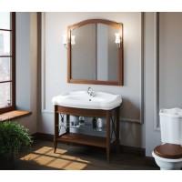 Мебель для ванной напольная Smile Империал 80 светлый орех
