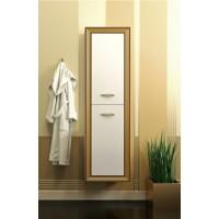 Шкаф для ванной Opadiris Пенал Карат Золото