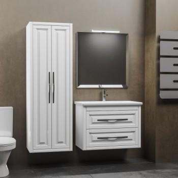Мебель для ванной Smile Касабланка 60 белая