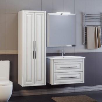 Мебель для ванной Smile Касабланка 80 белая
