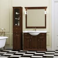 Мебель для ванной комнаты Opadiris Риспекто 100 Орех