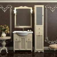 Мебель для ванной комнаты Opadiris Тибет 80
