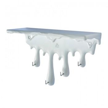 Полка Капли Antartidee 1123 bianco