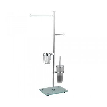 Стойка в туалет многофункциональная напольная WasserKRAFT K-1248