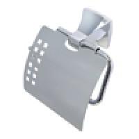 Держатель для туалетной бумаги с крышкой WasserKRAFT Wern К-2525