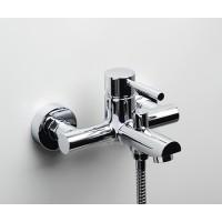 Смеситель для ванны с коротким изливом Main 4101