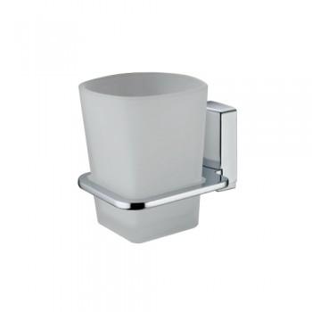 Стакан для зубных щеток WasserKRAFT Leine К-5028