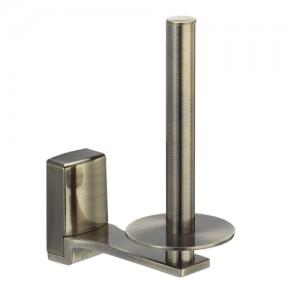 Держатель для туалетной бумаги вертикальный WasserKRAFT Exter К-5297