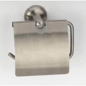 Держатель для туалетной бумаги с крышкой Sanartec 531982