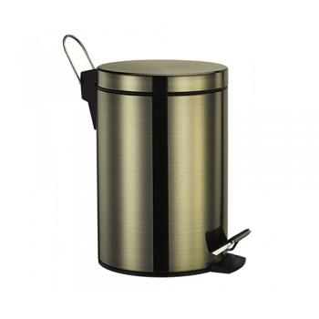 Ведро для мусора с микролифтом WasserKRAFT К-645 (5 л)