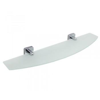 Полка стеклянная 50 см WasserKRAFT Lippe К-6524