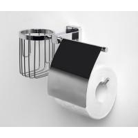 Держатель для туалетной бумаги и освежителя WasserKRAFT Lippe К-6559