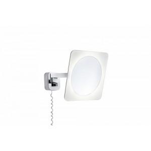 Зеркало косметическое настенное со светодиодной подсветкой LED Bela 70468