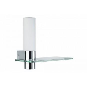 Светильник для ванной настенный с полочкой Asterion 70608