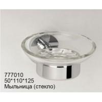 Мыльница стекло Sanartec 777010