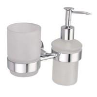 Стакан с дозатором для жидкого мыла Sanartec 777271