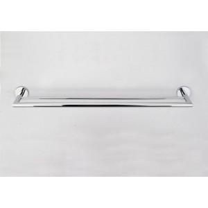 Держатель для полотенца двойной Sanartec 779210 (65 см)
