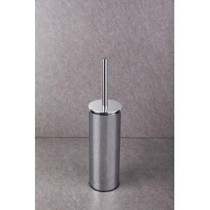 Ершик для туалета напольный металл Sanartec 779411