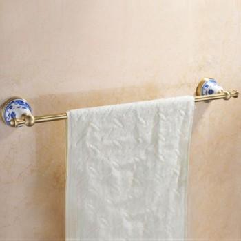 Держатель для полотенца 67,5 см Sanartec 881001