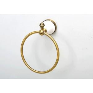 Кольцо держатель для полотенец Sanartec 881007/1