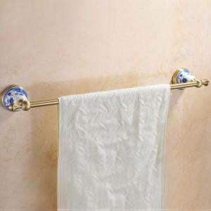 Держатель для полотенца 45 см Sanartec 881019