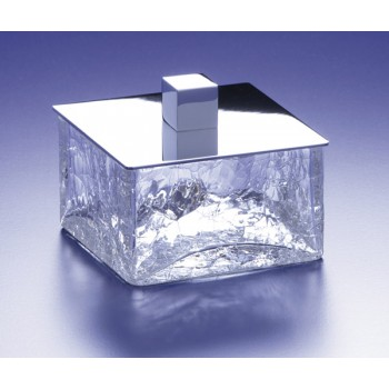Баночка малая квадратная Windisch Box Craquele 88127CR