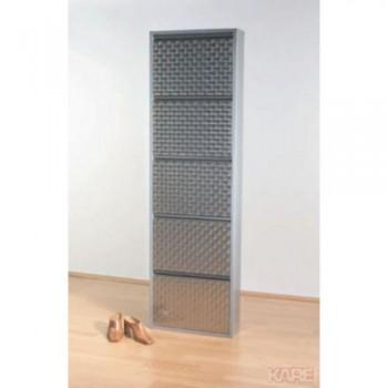 Шкаф для обуви Caruso 9275 (5 ящиков)