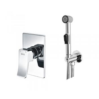 Гигиенический душ со смесителем Wasserkraft A010657 (120 см)