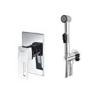 Гигиенический душ со смесителем комплект Wasserkraft A01557 (120 см)