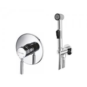 Гигиенический душ со встроенным смесителем Wasserkraft A04157 (120 см)