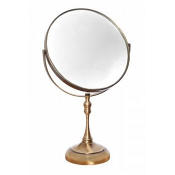 Зеркало настольное косметическое Cameya Richmond A1624 бронза