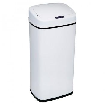 Мусорное ведро сенсорное Ksitex AGB-50W белое (50 л)
