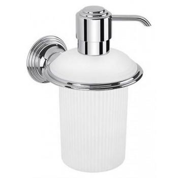 Дозатор для жидкого мыла настенный Colombo Hermitage B9335 хром
