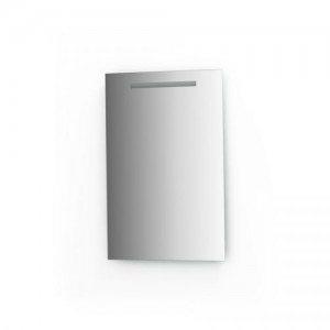 Зеркало для ванной со встроенным светильником Lumline BY 2001 (50х75) 12W