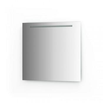 Зеркало для ванной со встроенным светильником Lumline BY 2005 (80х75) 24W