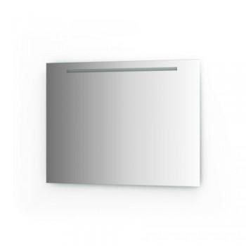 Зеркало для ванной со встроенным светильником Lumline BY 2007 (100х75 см) 30W