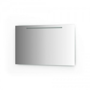Зеркало для ванной со встроенным светильником Lumline BY 2008 (120х75 см) 30W