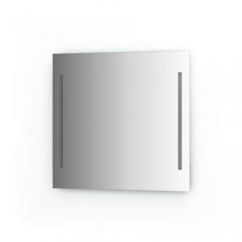 Зеркало для ванной со встроенными светильниками Lumline BY 2017 (80х75 см) 40W