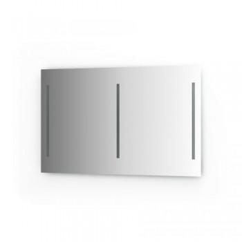 Зеркало для ванной со встроенными светильниками Lumline BY 2021 (120х75 см) 60W