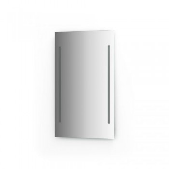 Зеркало для ванной со встроенными светильниками Lumline BY 2023 (60х100 см) 60W