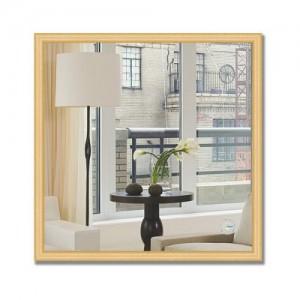 Зеркало в багетной раме BY 0601 сосна (57 х 57)