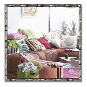 Зеркало в багетной раме BY 0659